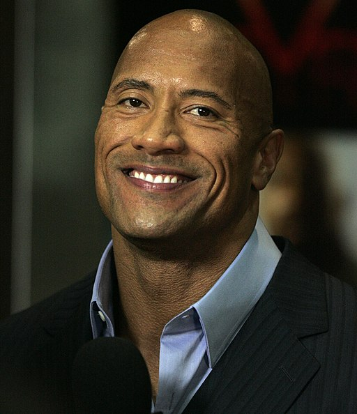 Dwayne Johnson 2013