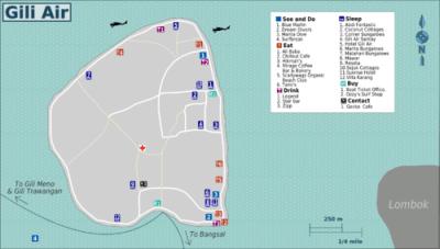 Gili Air – Travel guide at Wikivoyage