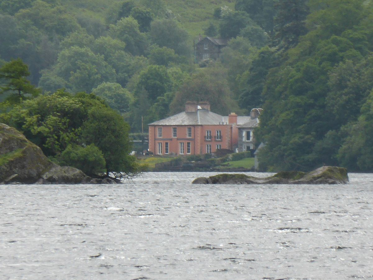 Glenridding House Ullswater  Wikipedia
