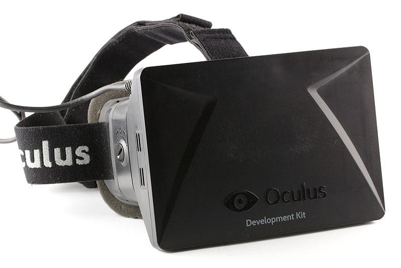 File:Oculus Rift - Developer Version - Front.jpg