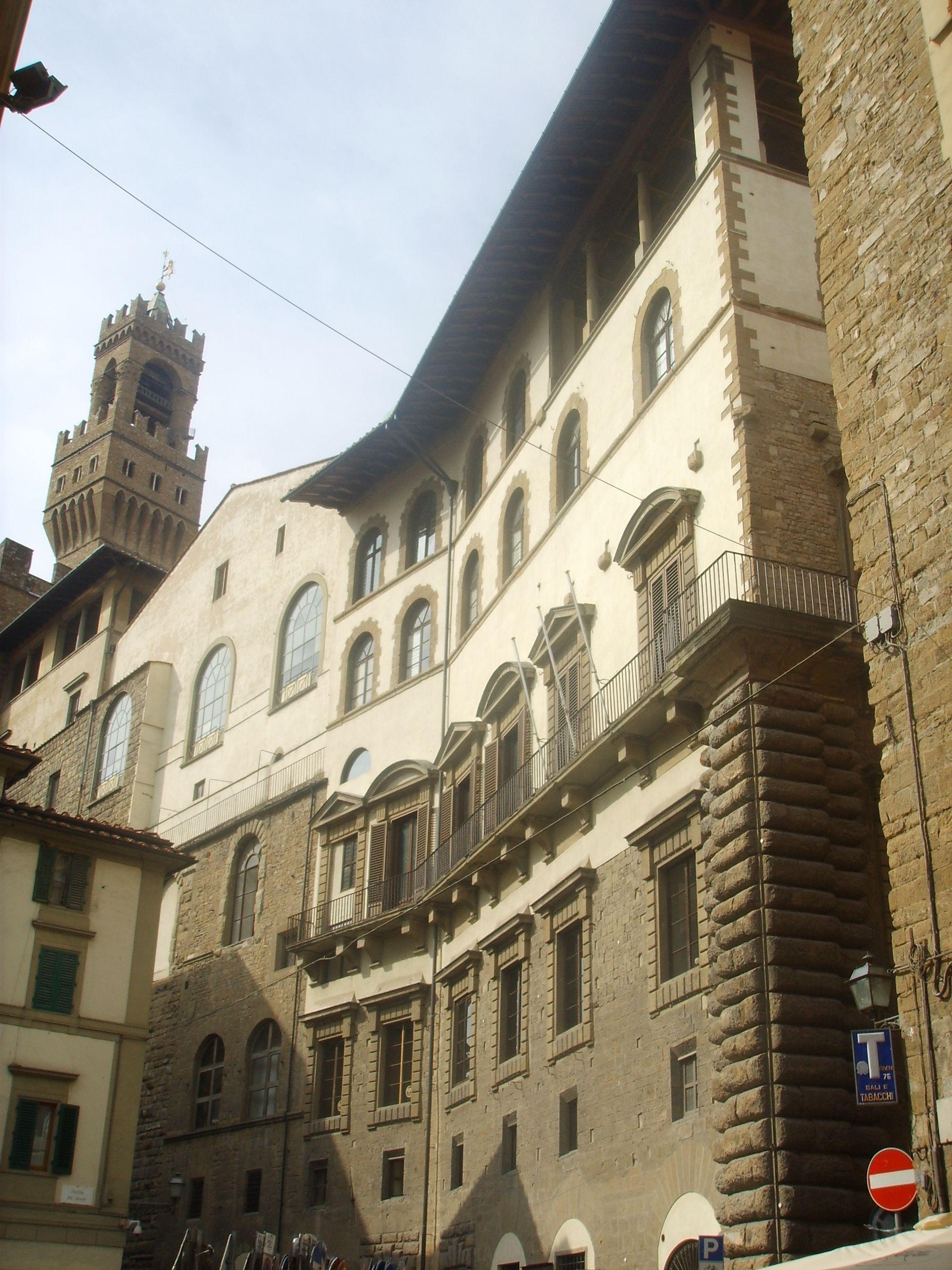 Palazzo Vecchio  Wikipedia la enciclopedia libre