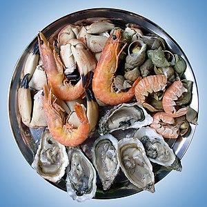 Seafood Wikipedia