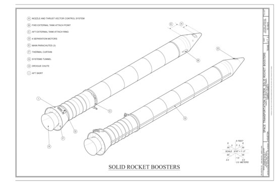 Space Shuttle Solid Rocket Boosters
