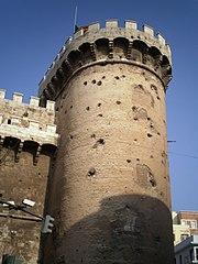 Detalle de la Torre Este
