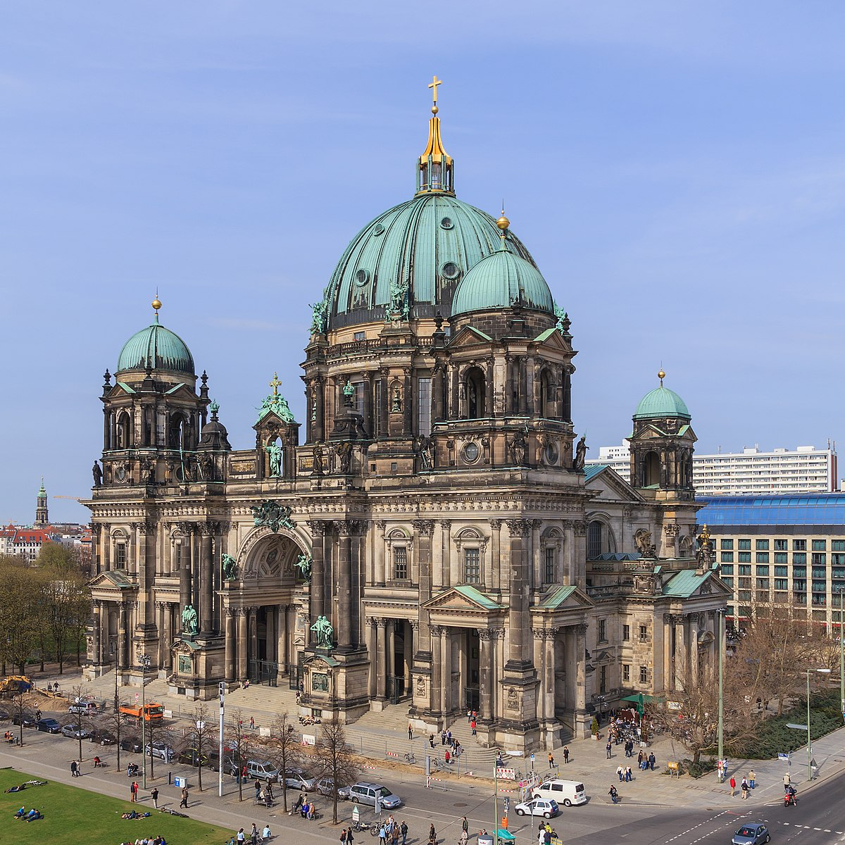 Cathédrale de Berlin — Wikipédia