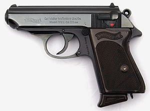 English: Walther PPK-L
