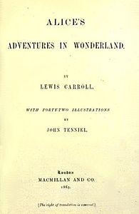Le Avventure Di Alice Nel Paese Delle Meraviglie Wikipedia
