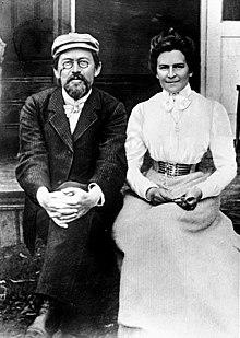 Olga Leonardovna Knipper  Wikipedia