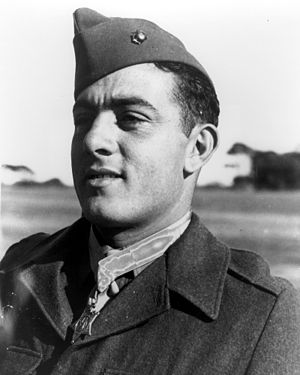 John Basilone, USMC, Medal of Honor, Navy Cros...