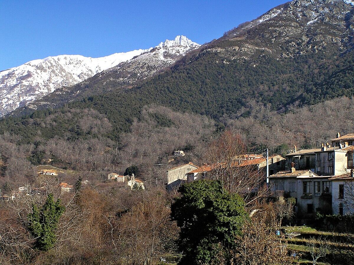 Bocognano Wikipedia