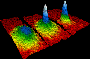Bose–Einstein condensate In the July 14, 1995 ...