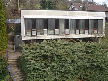 Deutsch: Christadelphian-Gemeindehaus in Esslingen