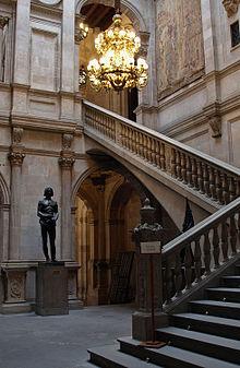 Casa de la Ciudad Barcelona  Wikipedia la enciclopedia