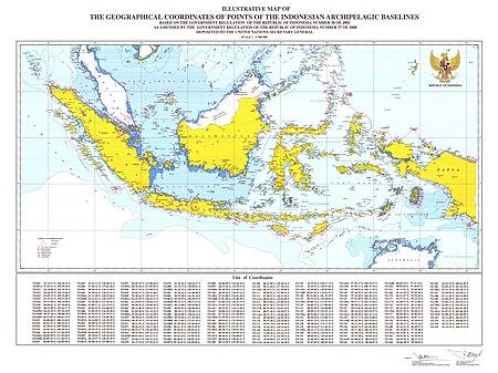 Terdapat banyak peristiwa bersejarah pada bulan agustus terkait kemerdekaan indonesia pada 17 agustus 202. Geografi Indonesia Wikipedia Bahasa Indonesia Ensiklopedia Bebas