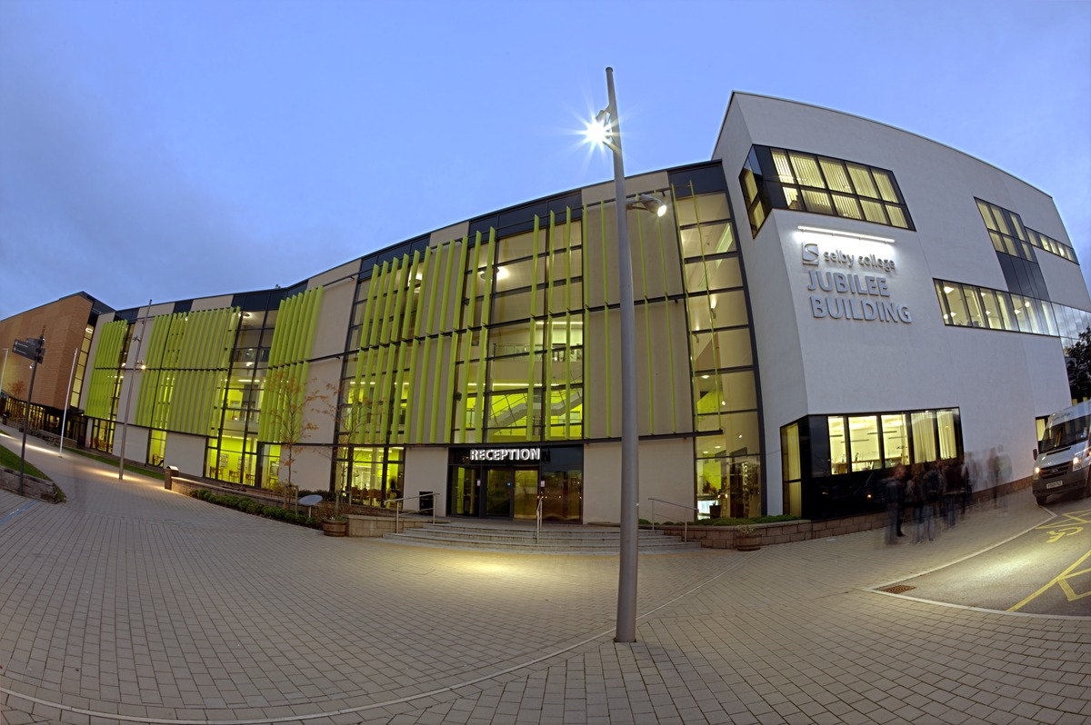 Selby College  Wikipedia
