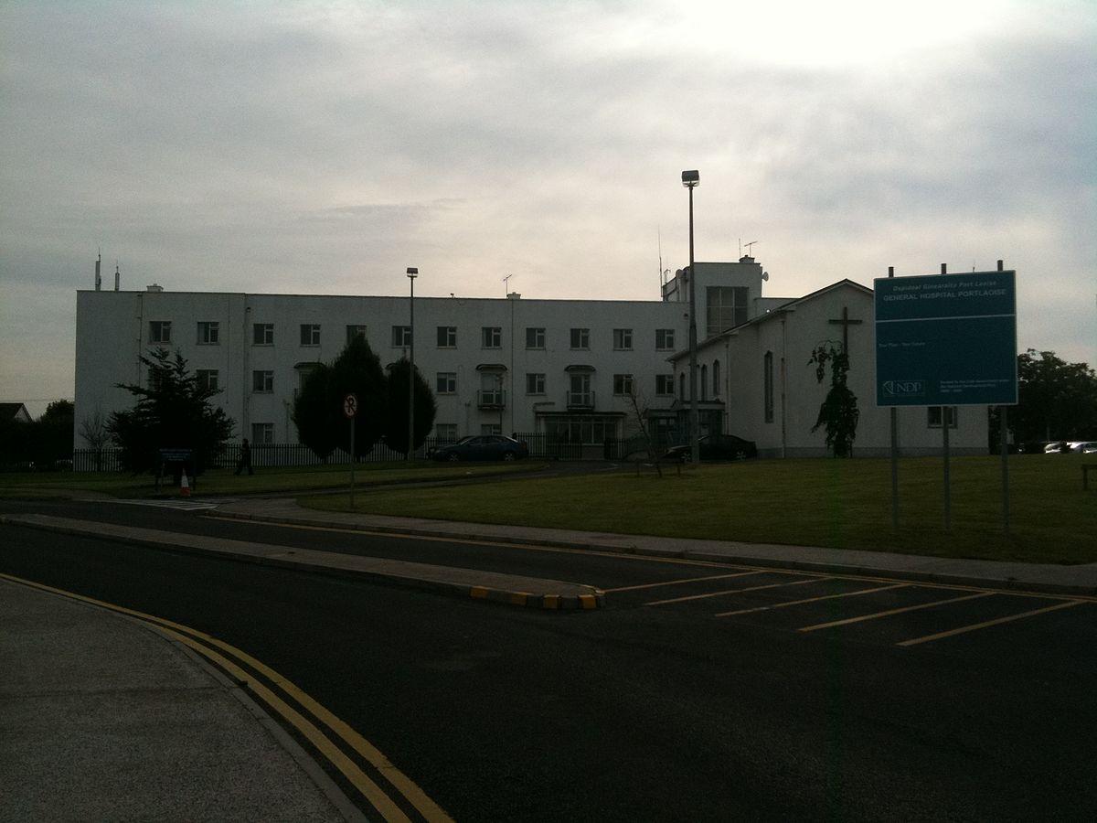 Midland Regional Hospital Portlaoise  Wikipedia