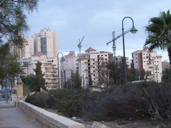 Neighborhoods Of Beersheba - Wikipedia