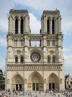 Notre Dame De Paris Histoire Des Arts : notre, paris, histoire, Category:Cathédrale, Notre-Dame, Paris, Wikimedia, Commons