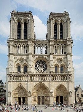 Notre Dame De Paris Histoire Résumé : notre, paris, histoire, résumé, Cathédrale, Notre-Dame, Paris, Wikipédia