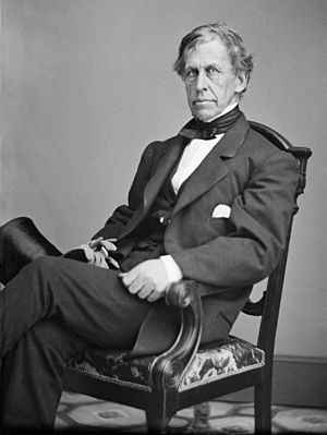 English: Charles Wilkes (1798–1877) was an Ame...