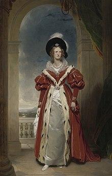 Queen Adelaide : queen, adelaide, Adelaide, Saxe-Meiningen, Wikipedia