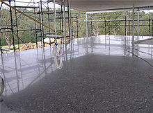Polished concrete  Wikipedia