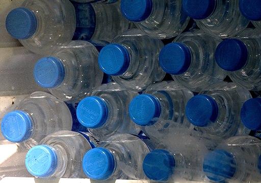 Water bottles - Su şiseleri