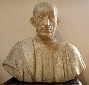 Busto di Pietro Mellini  Wikipedia