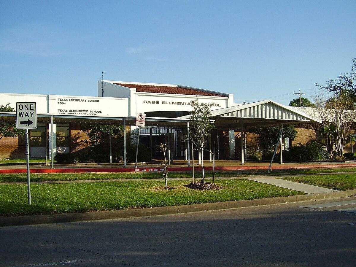 Cage Elementary School  Wikipedia