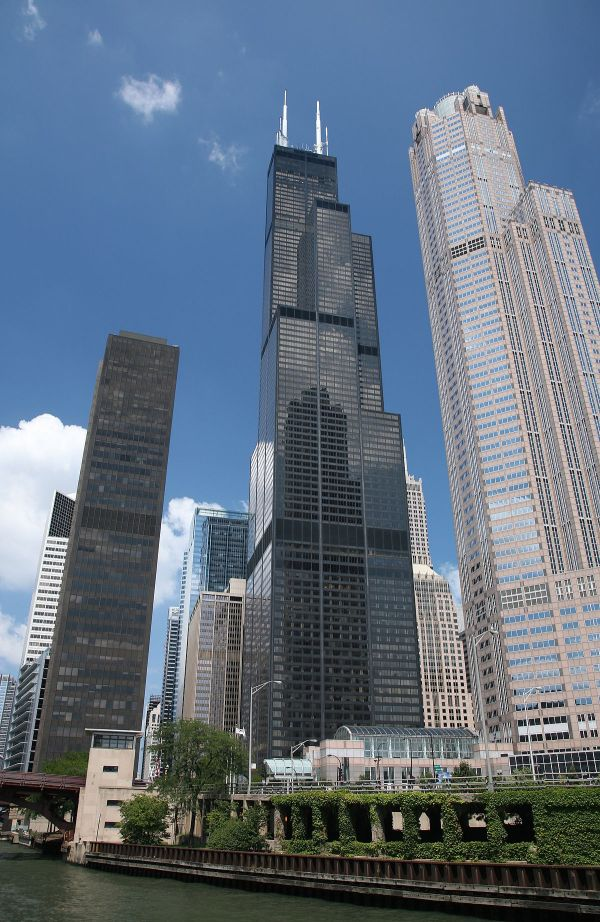 Chicago Skyline Guide Travel Wikivoyage