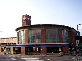Chiswick Park tube station  Wikipedia