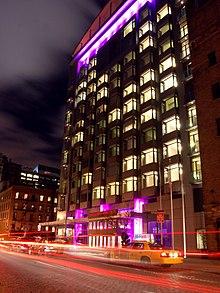 Hotel Gansevoort  Wikipedia