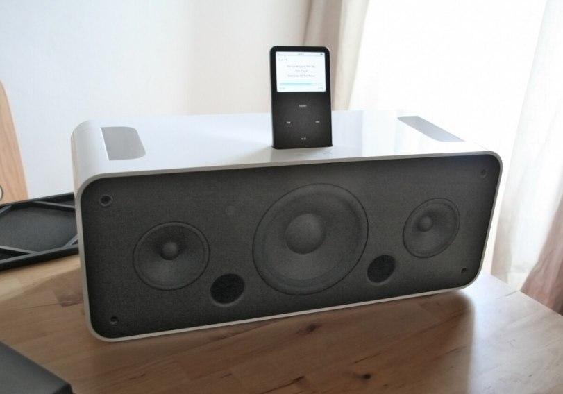 Resultado de imagen para iPod HiFi
