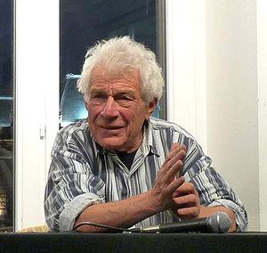 British writer John Berger Français : Conversa...