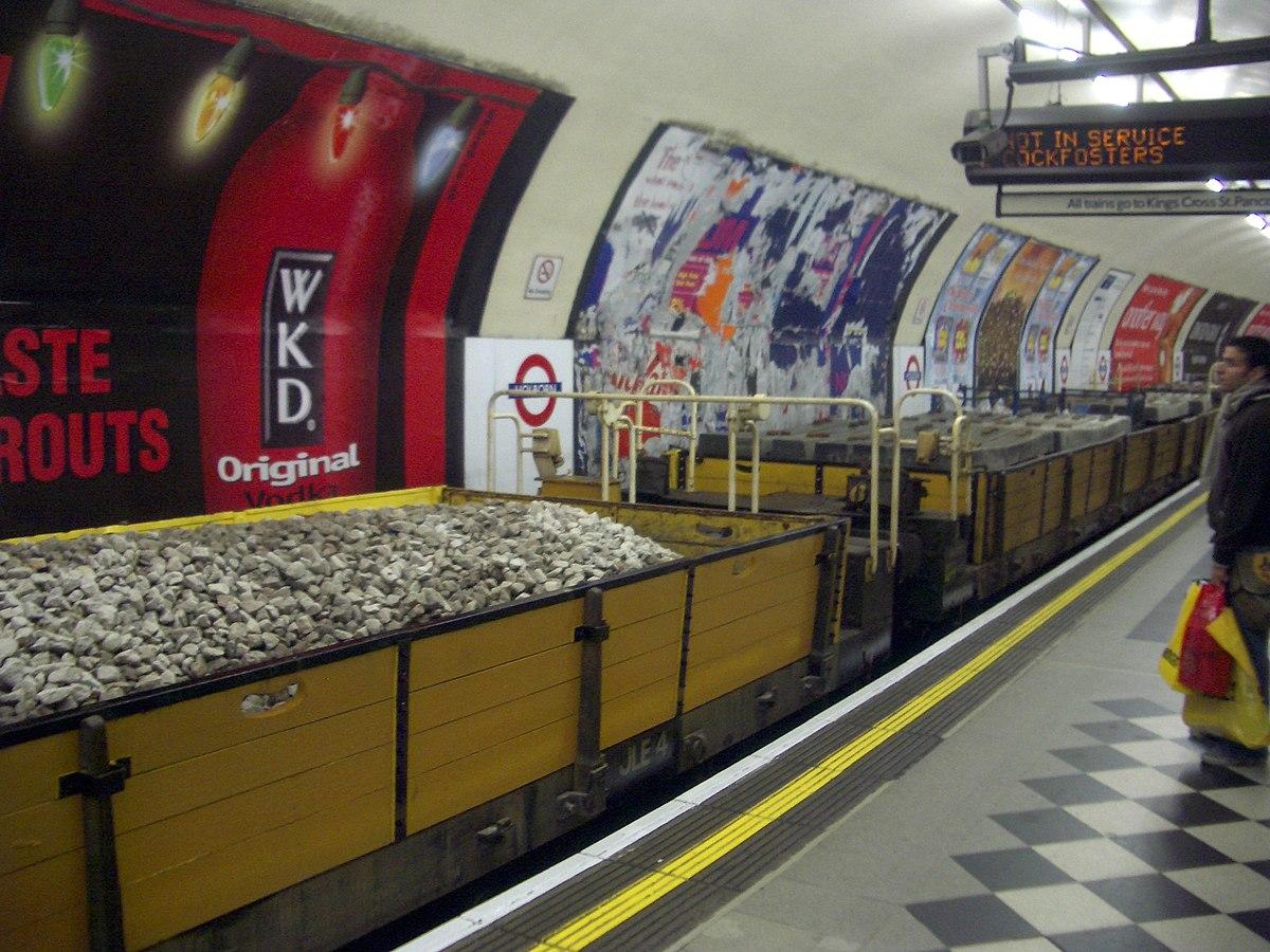 London Underground engineering stock  Wikipedia