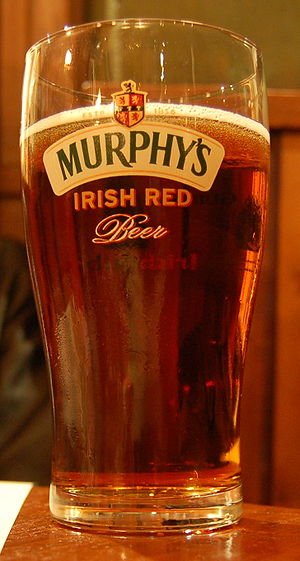 English: Taken in an Irish Pub located in Madr...