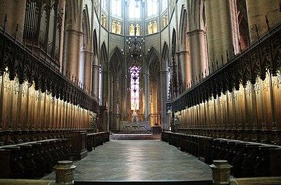 Cathdrale NotreDame de Rodez  Wikipdia