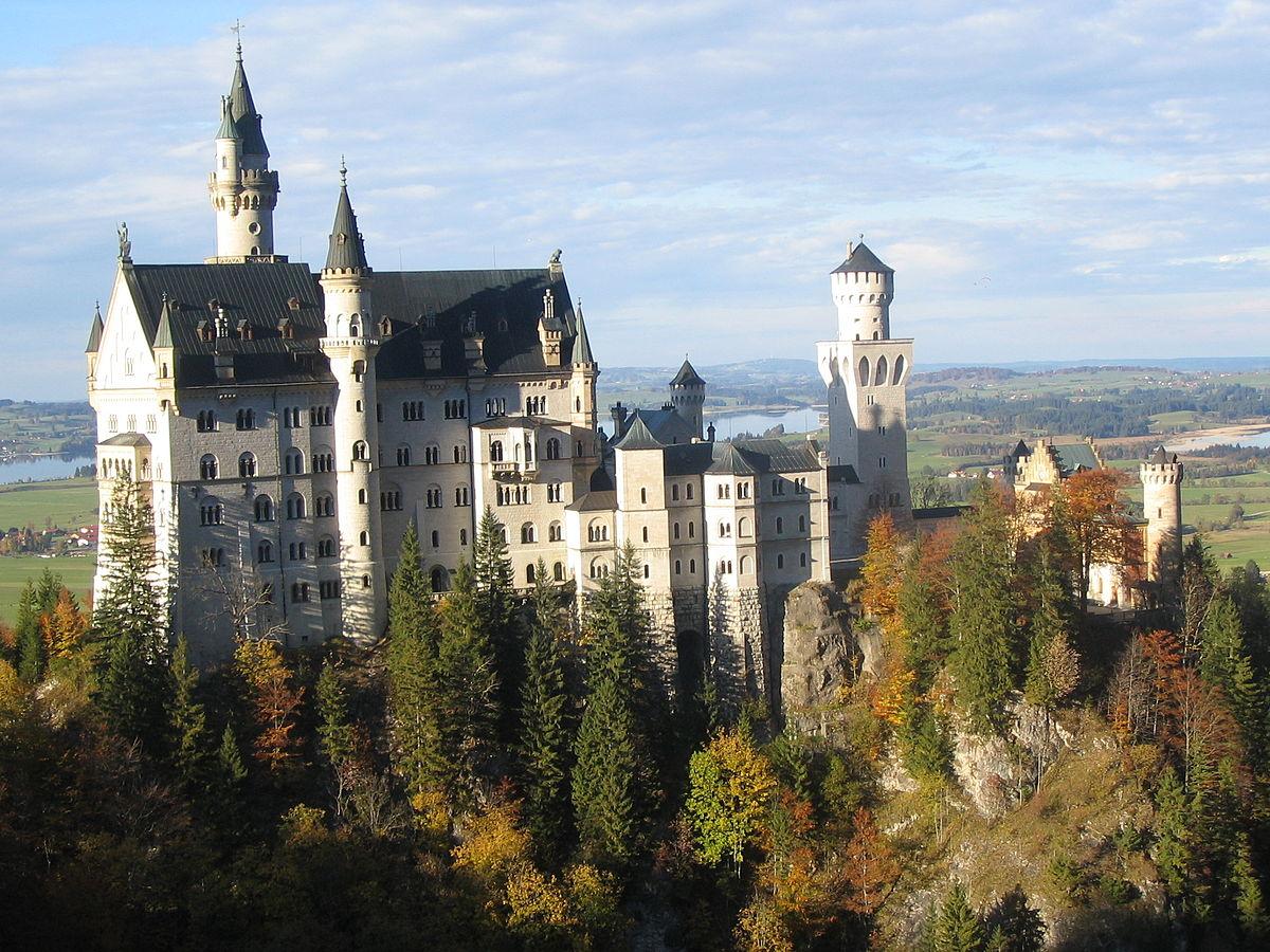 Europa centrale  Wikivoyage guida turistica di viaggio