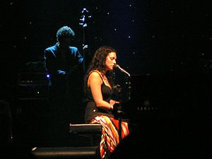 English: Norah Jones, Blaisdell Arena