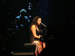 English: Norah Jones, Blaisdell Arena