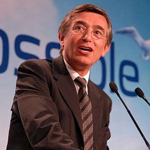 Philippe Douste-Blazy during Nicolas Sarkozy's...