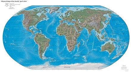 List of mountain ranges Wikipedia