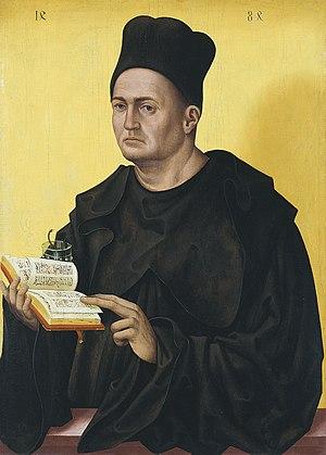 Jan Polak Portrait of a Benedictine Monk