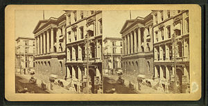 Post Office. St. Louis, Missouri, by Boehl & K...