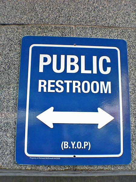 Public Bathroom