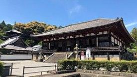 和様建築の代表建築 当麻寺本堂の参考画像