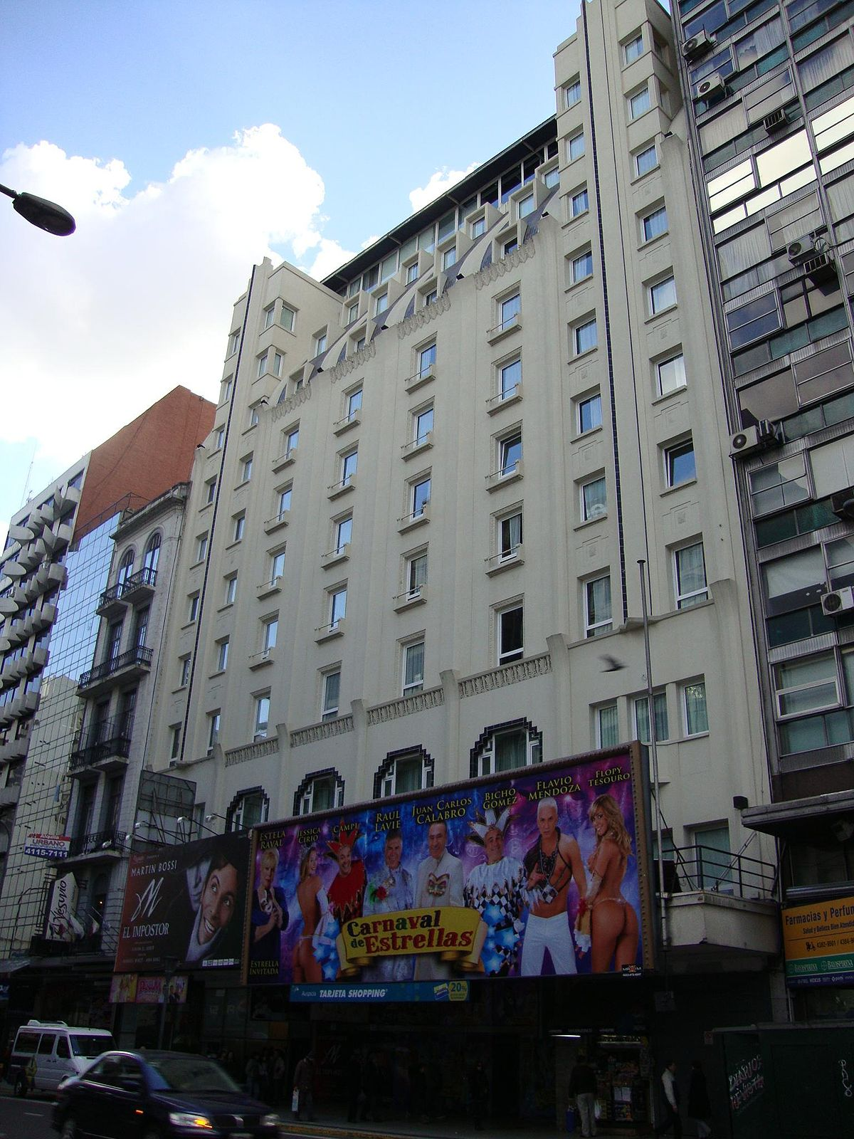 Broadway Theatre Buenos Aires  Wikipedia