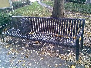 English: The Bench
