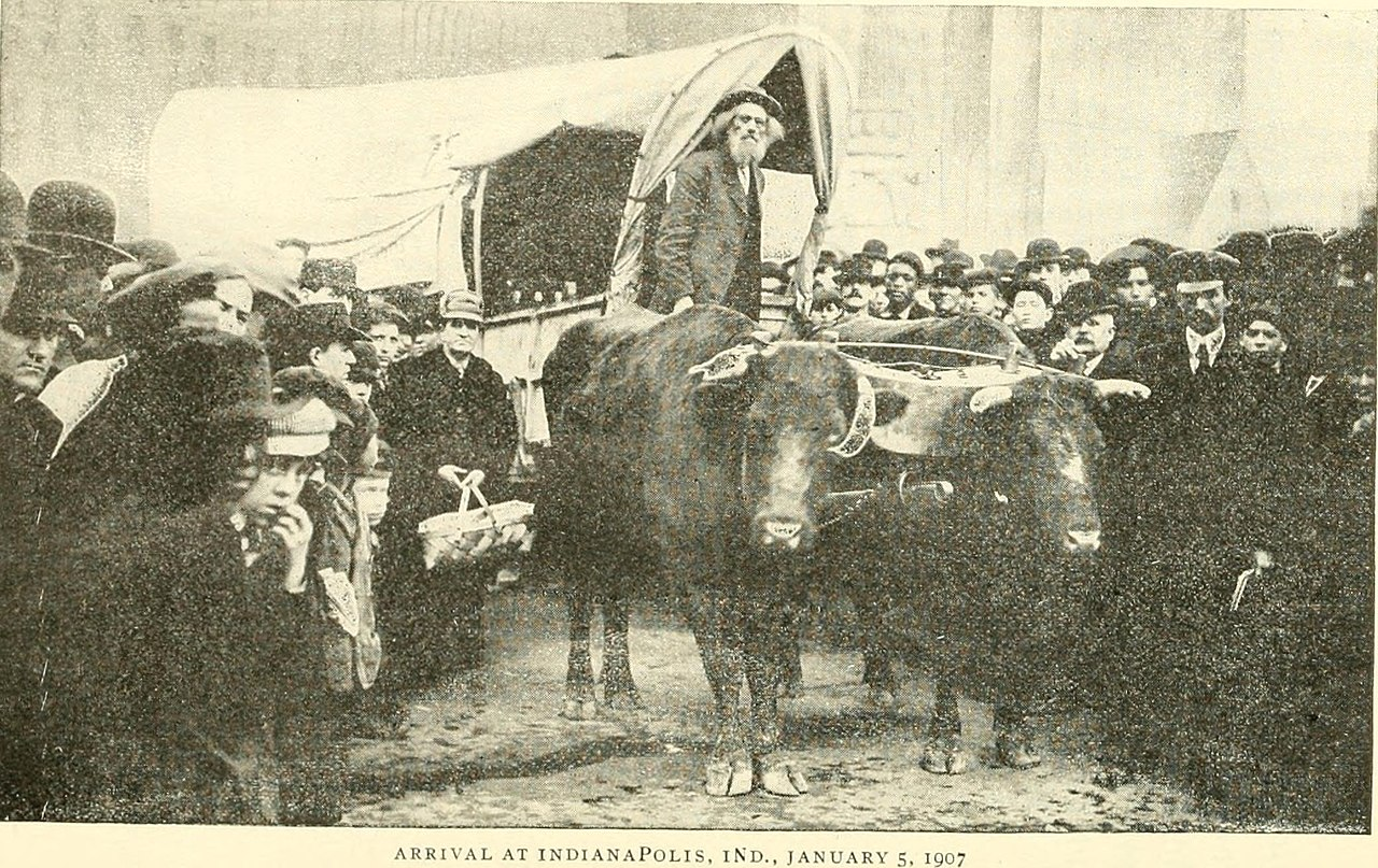 FileThe ox team  or The old Oregon trail 18521906 1907 14595014087jpg  Wikimedia Commons