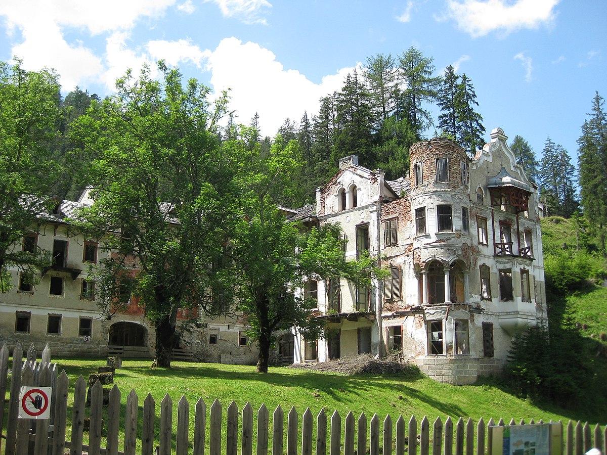 Wildbad Innichen  Wikipedia